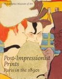 Post-impressionist prints by John W. Ittmann
