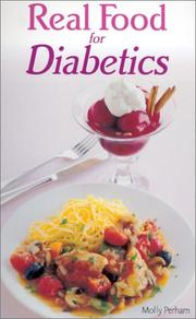 Cover of: Real Food for Diabetics