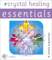 Cover of: Crystal Healing | Cassandra Eason