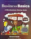 Cover of: Business basics | Gerard R. Dodd