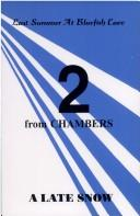 Cover of: 2 from Chambers | Jane Chambers