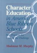 Cover of: Character education in America