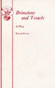 Cover of: Brimstone and treacle | Dennis Potter