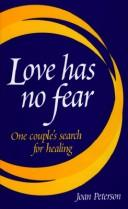 Cover of: Love has no fear
