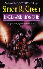 Cover of: Blood and Honour