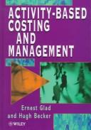 Cover of: Activity-based costing and management
