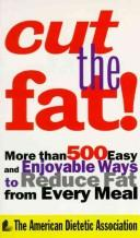 Cover of: Cut The Fat!