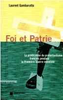 Cover of: Foi et patrie