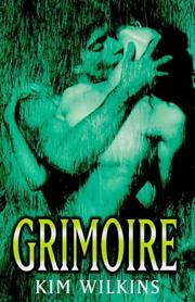 Cover of: Grimoire