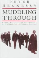 Cover of: Muddling through