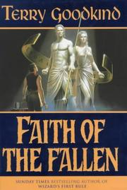 Cover of: Faith of the Fallen (Sword of Truth)