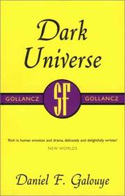 Cover of: Dark Universe