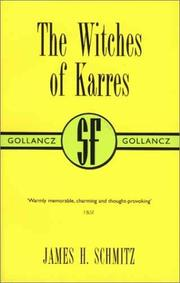 Cover of: The Witches of Karres