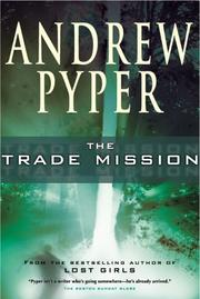 Cover of: The trade mission: a novel