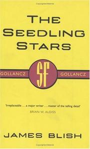 Cover of: The seedling stars