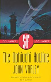 Cover of: The Ophiuchi hotline