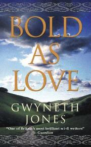 Cover of: Bold as Love