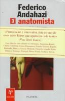Cover of: El Anatomista