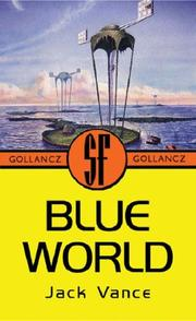 Cover of: The Blue World