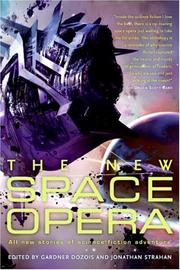 Cover of: The New Space Opera |