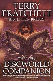Cover of: The New Discworld Companion (Gollancz)
