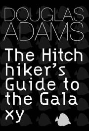 Cover of: Hitch Hiker's Guide to the Galaxy