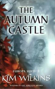 Cover of: The Autumn Castle (Europa Suite)