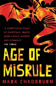 Cover of: The Age of Misrule Omnibus | Mark Chadbourn
