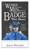 Cover of: Women behind the men behind the badge