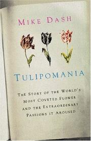 Cover of: Tulipomania (Colour)