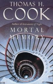 Cover of: Mortal memory