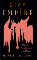 Cover of: Eros and empire
