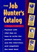 Cover of: The job hunter's catalog
