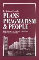 Cover of: Plans, pragmatism and people
