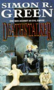 Cover of: Deathstalker | Simon R. Green