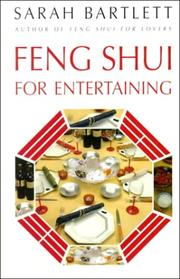 Cover of: Feng Shui for Entertaining