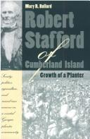 Cover of: Robert Stafford of Cumberland Island