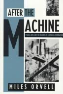 Cover of: After the machine