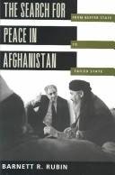 Cover of: The search for peace in Afghanistan