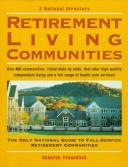 Cover of: Retirement living communities