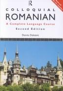 Cover of: Colloquial Romanian