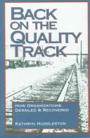 Cover of: Back on the quality track