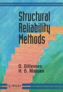 Cover of: Structural reliability methods