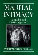 Cover of: Marital intimacy