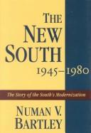 Cover of: The new South, 1945-1980