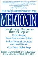 Cover of: Melatonin