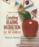 Cover of: Creating reading instruction for all children