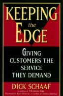 Cover of: Keeping the edge