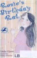 Cover of: Rosie's birthday rat