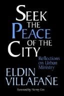Cover of: Seek the peace of the city